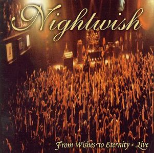 Nightwish From Wishes to Eternity  album cover