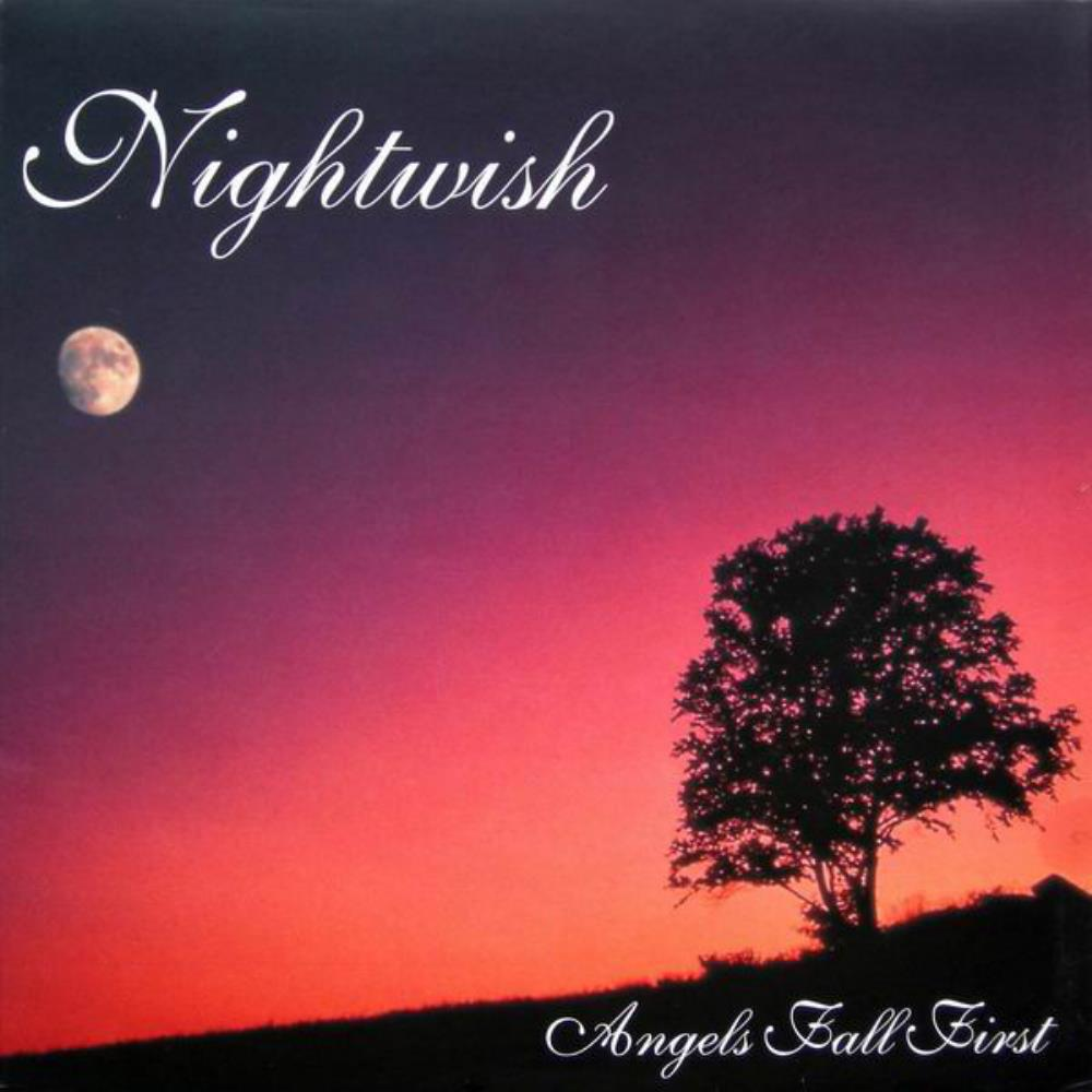 Angels Fall First by NIGHTWISH album cover