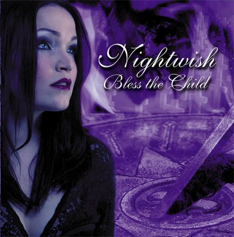 Nightwish Bless The Child album cover