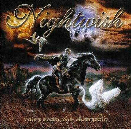 Nightwish Tales From The Elvenpath album cover