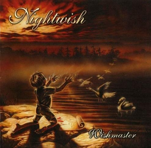 Nightwish - Wishmaster  CD (album) cover