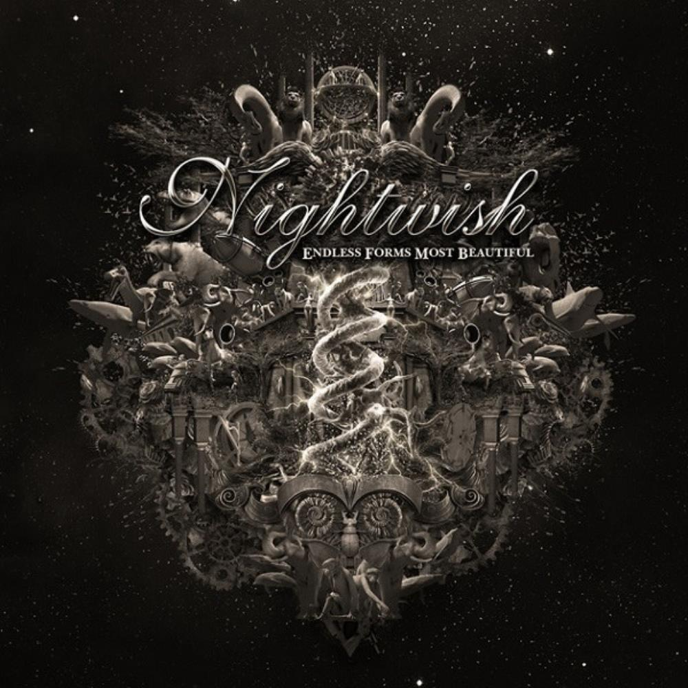 Endless Forms Most Beautiful by NIGHTWISH album cover