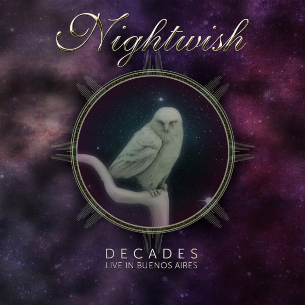 Decades: Live In Buenos Aires by NIGHTWISH album cover