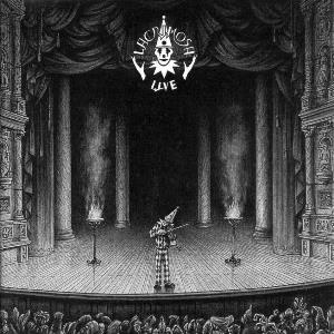 Live by LACRIMOSA album cover