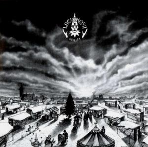 Lacrimosa - Angst CD (album) cover