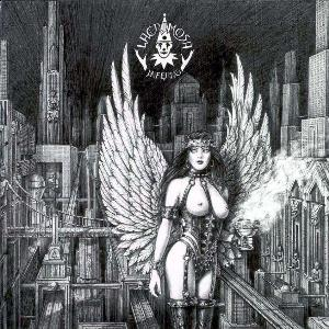 Inferno by LACRIMOSA album cover