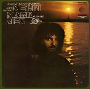 Running In The Summer Night by MECKI MARK MEN album cover