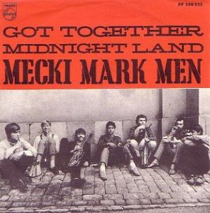 Mecki Mark Men Midnight Land / Got Together album cover