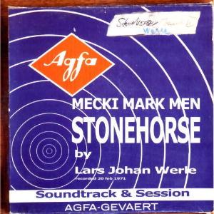 Mecki Mark Men Stonehorse album cover