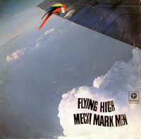 Mecki Mark Men - Flying High  CD (album) cover