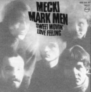 Mecki Mark Men Sweet Movin' album cover