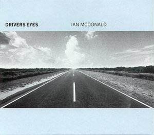 McDonald & Giles - Driver's Eyes CD (album) cover