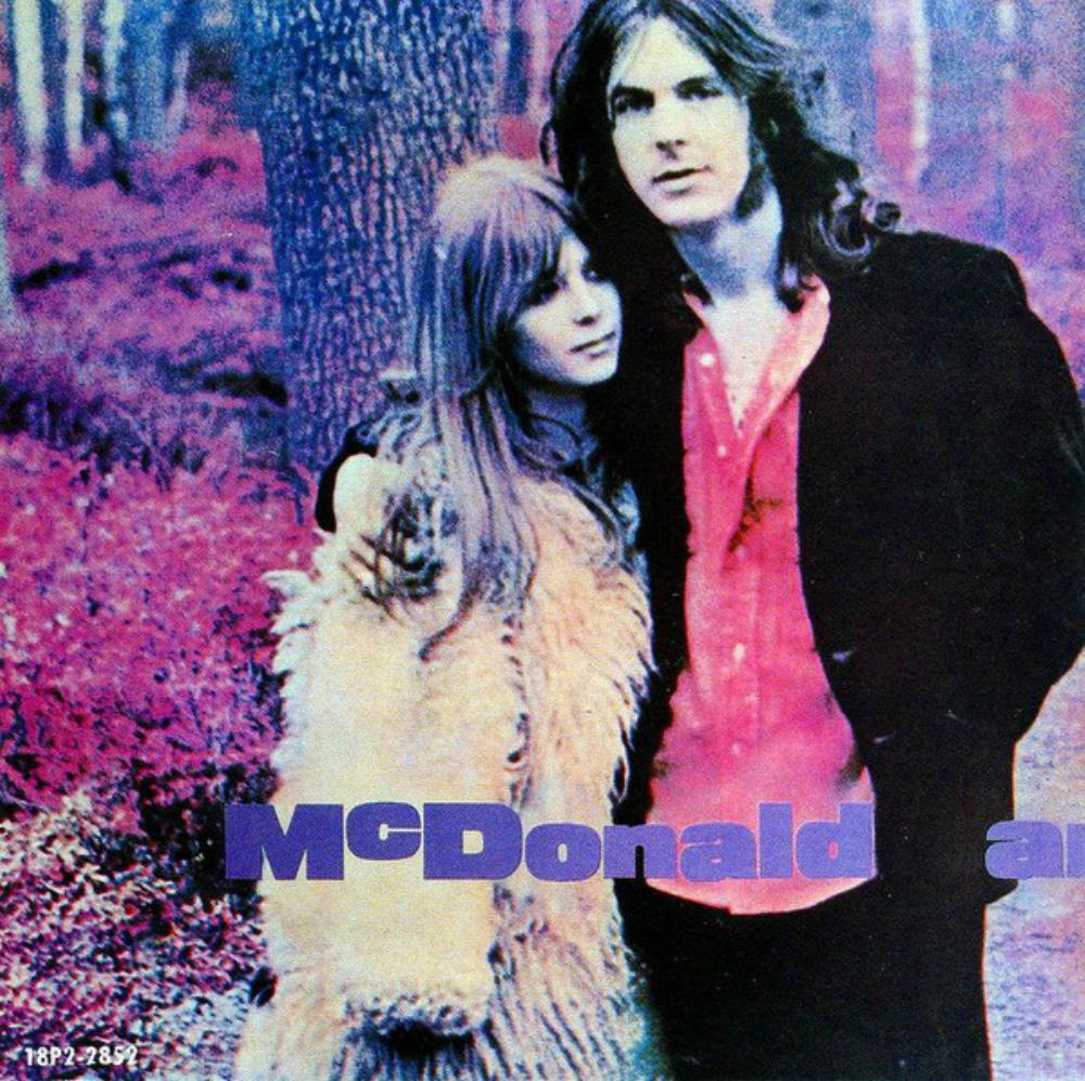 McDonald & Giles by MCDONALD & GILES album cover
