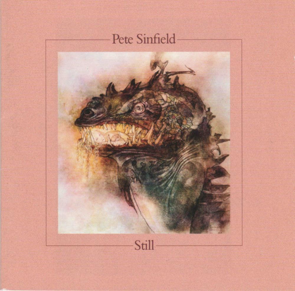 Still [Aka: Stillusion] by SINFIELD, PETER album cover