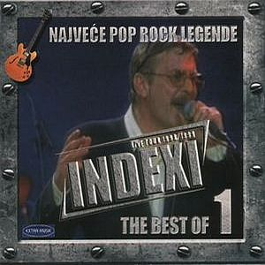 Indexi The Best Of Indexi: Live Tour 1998/1999 Vol. 1 album cover
