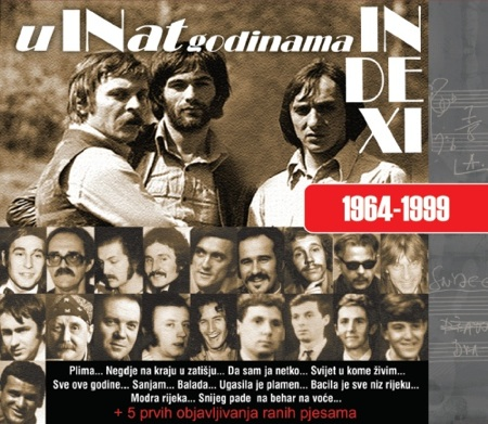 Indexi U inat godinama (1964-1999) album cover