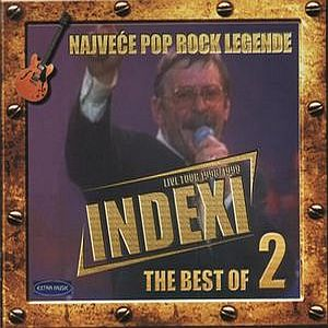 Indexi The Best Of Indexi: Live Tour 1998/1999 Vol. 2 album cover