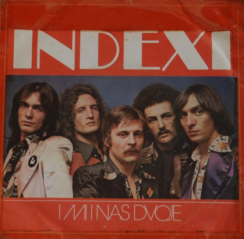 Indexi I mi i nas dvoje album cover
