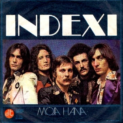 Indexi Moja Hana/Putovi album cover