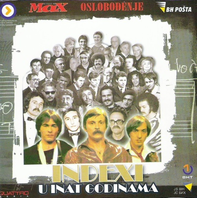 Indexi U Inat Godinama album cover