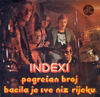 Indexi Pogresan broj album cover