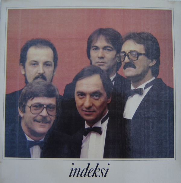 Indexi Indeksi: Sve Ove Godine (4LP box set) album cover