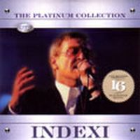 Indexi - The Platinum Collection CD (album) cover