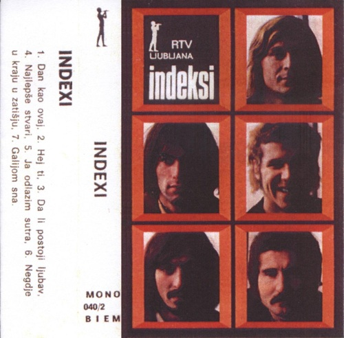 Indexi Indeksi (MC RTV Ljubljana) album cover