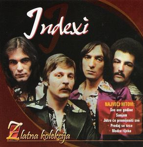 Indexi Zlatna Kolekcija album cover