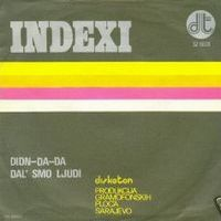 Indexi Didn-da-da album cover