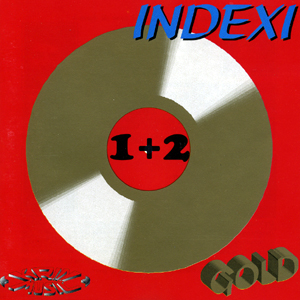 Indexi Gold 1+2 album cover