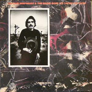 Ice Cream For Crow by CAPTAIN BEEFHEART album cover