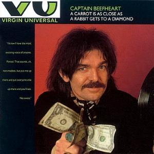 Captain Beefheart A Carrot Is As Close As A Rabbit Gets To A Diamond album cover