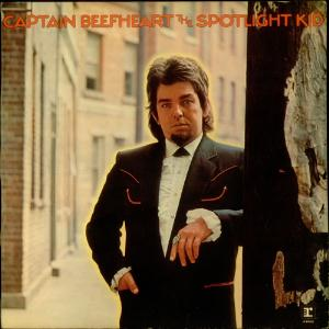 Captain Beefheart - The Spotlight Kid CD (album) cover
