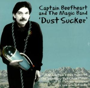 Captain Beefheart Dust Sucker album cover