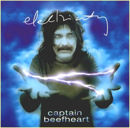 Captain Beefheart Electricity  album cover