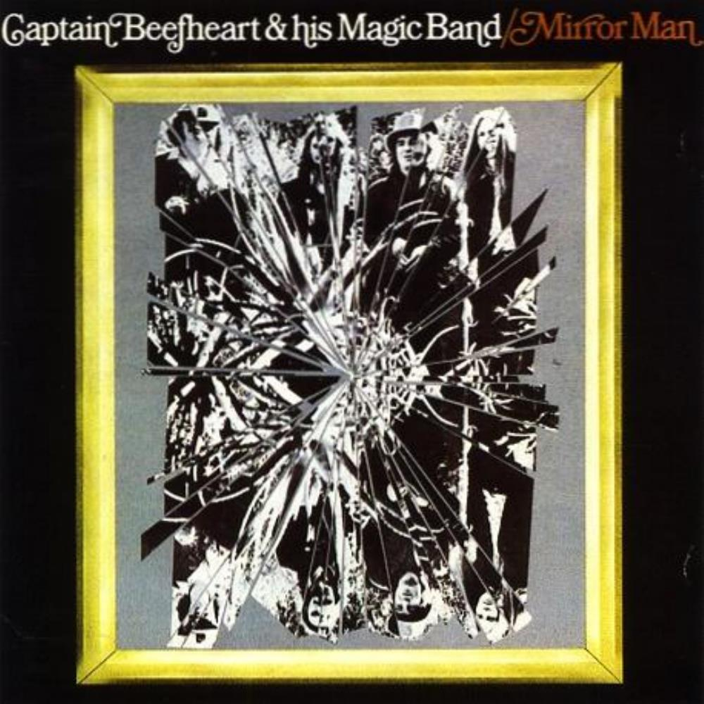 Captain Beefheart - Mirror Man CD (album) cover
