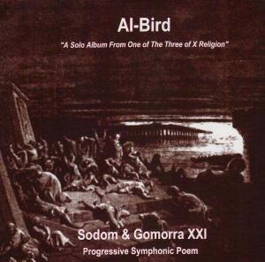Sodom And Gomorra XXI (as Al-Bird) by X RELIGION album cover