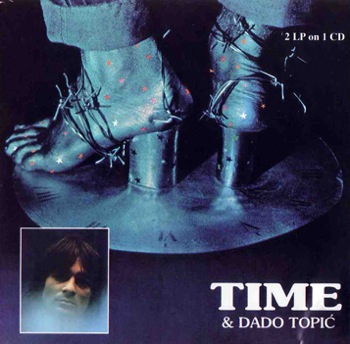 Time Time & Dado Topic album cover