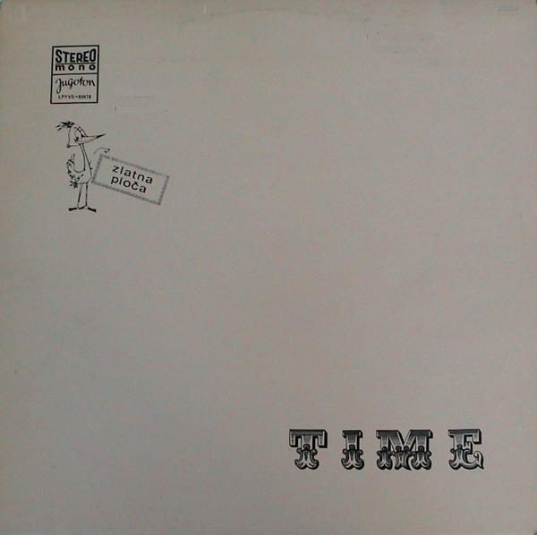 Time - Time CD (album) cover