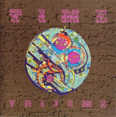 Vrijeme by TIME album cover