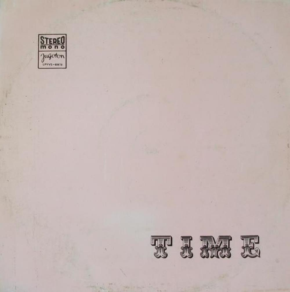 Time Time album cover