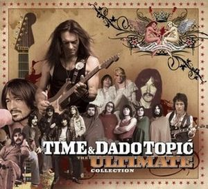Time The Ultimate Collection (as Time & Dado Topic) album cover