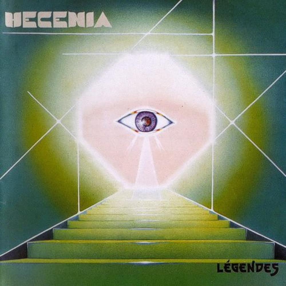 Légendes by HECENIA album cover