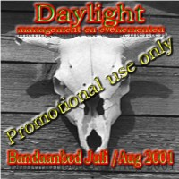 Morning Daylight Bookings Sampler album cover
