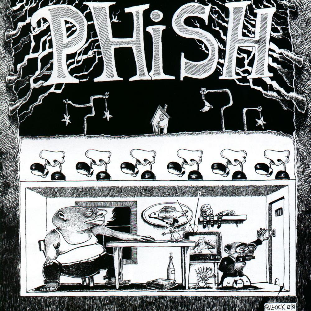 Junta by PHISH album cover