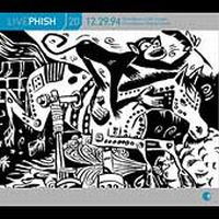 Phish Live Phish 20 album cover