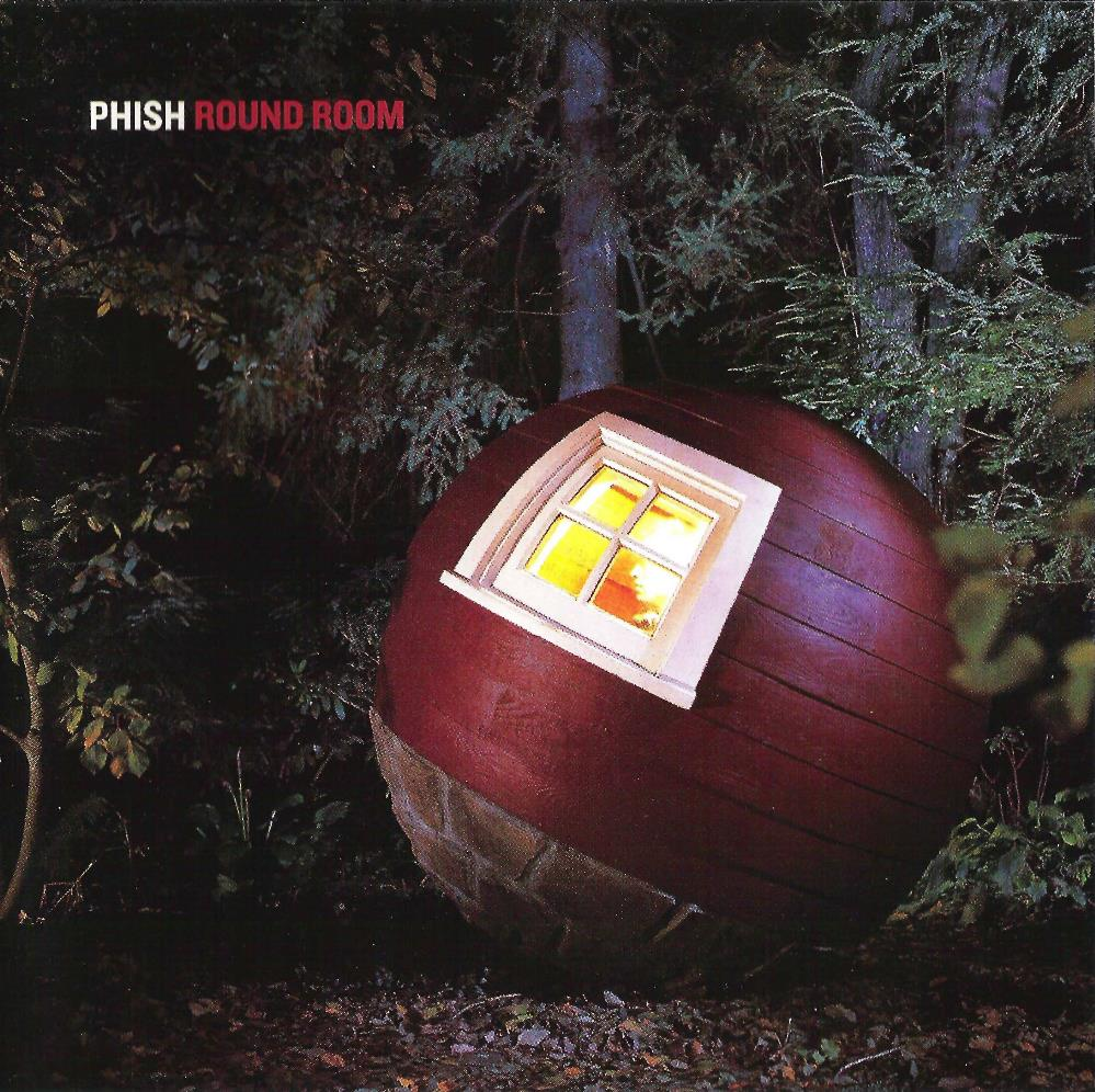 Round Room by PHISH album cover