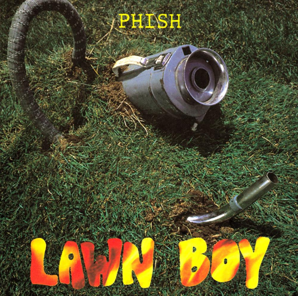 Phish Lawn Boy album cover