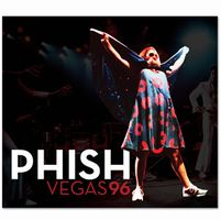 Phish Vegas 96 album cover